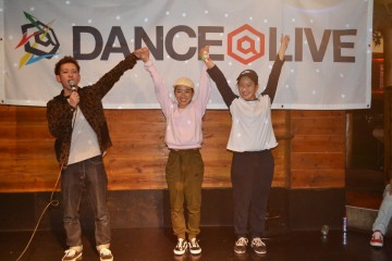 DANCE@LIVE 2017 4STYLES KYUSHU (HIPHOP&ALLSTYLES)