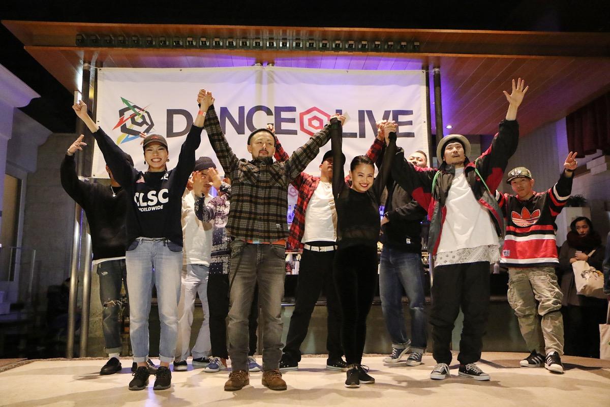 DANCE@LIVE 2017 4STYLES HOKKAIDO