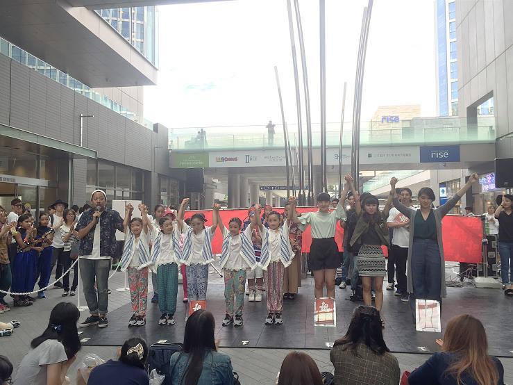 トリオドゥーエ二子玉川ダンスコンテスト『UP!!!』結果発表!