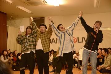 DANCE@LIVE 2017  RIZE HOKKAIDO vol.2