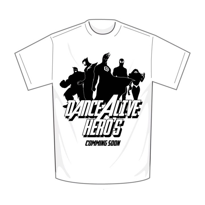 aliveherotee_front
