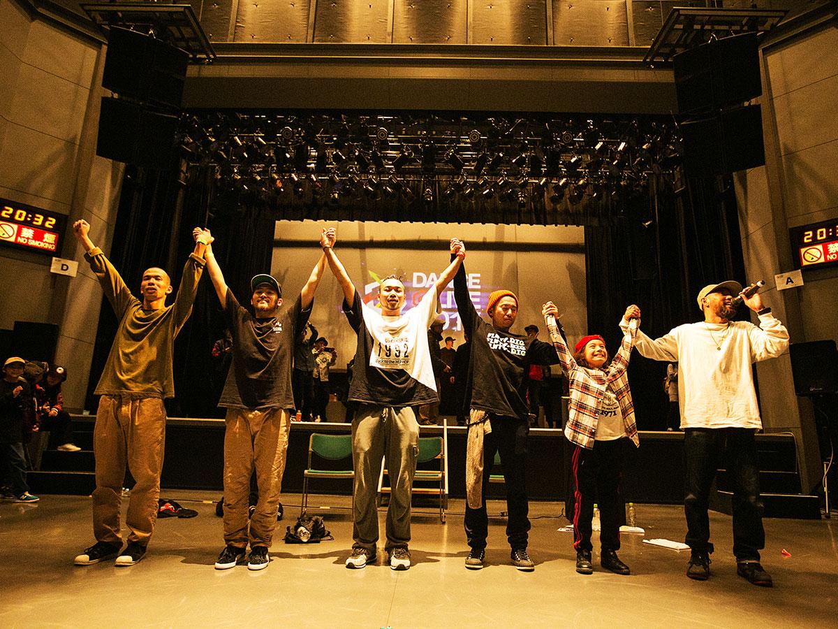 DANCE@LIVE 2017 4STYLES KANSAI CHARISMAX