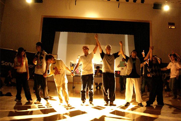 大学生 ダンスバトル 北海道