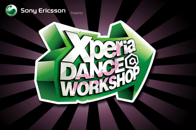 Xperia DANCE@WORKSHOP