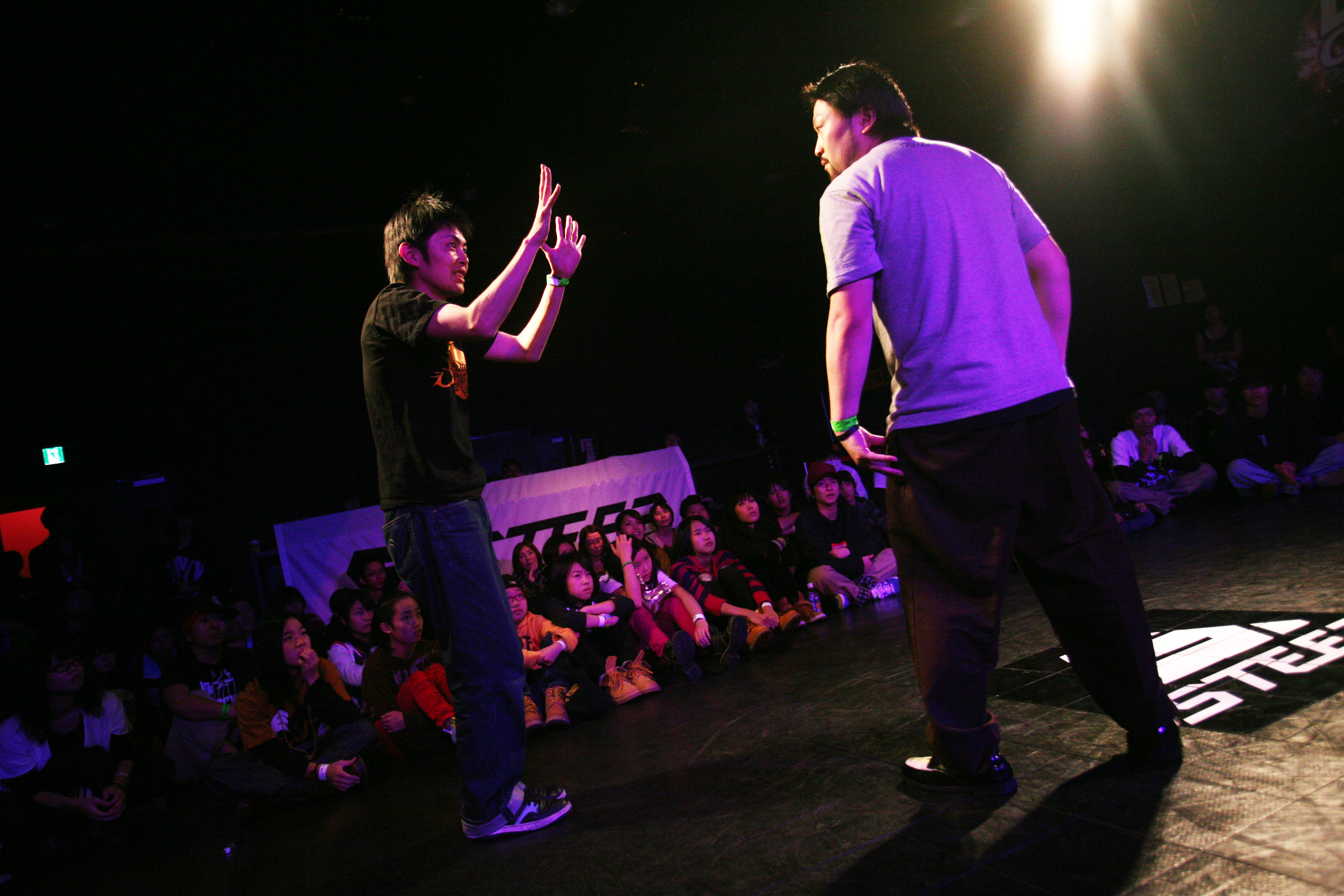 DANCE@LIVE FREESTYLE TOHOKU