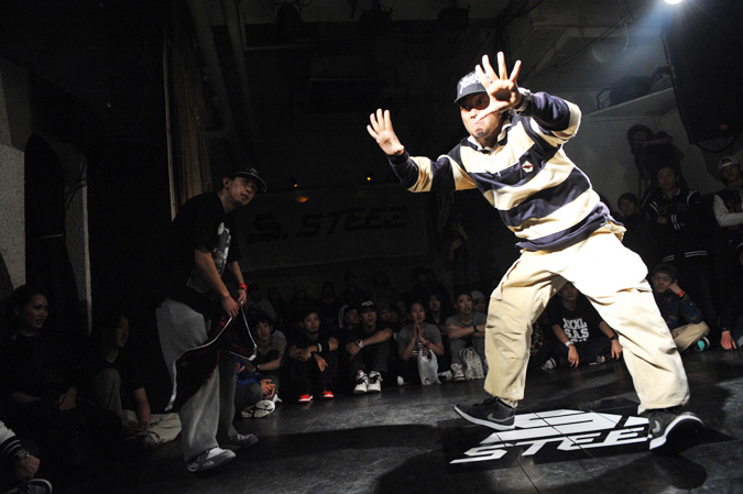 DANCE@LIVE HIPHOP KANTO vol.4