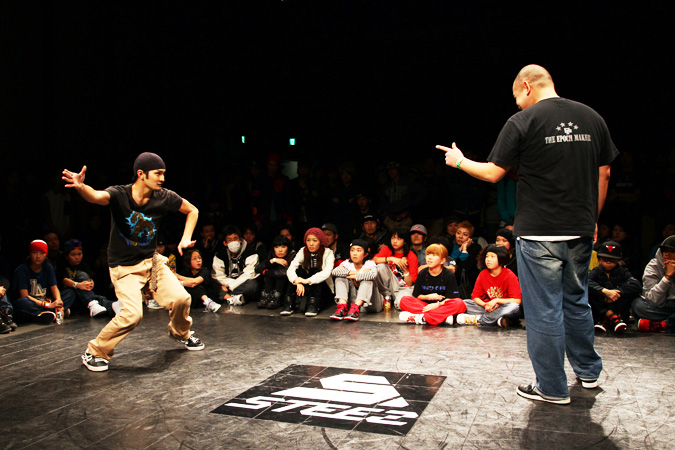 DANCE@LIVE FREESTYLE KANSAI CHARISMAX