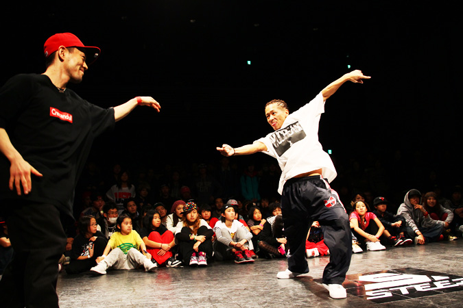 DANCE@LIVE HIPHOP KANSAI CHARISMAX