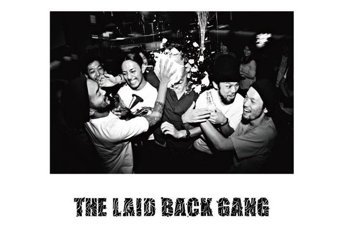THE LAID BACK GANG