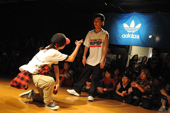 DANCE@KIDS 2013 Kanto vol.01