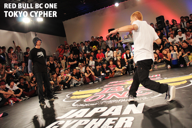 RED BULL BC ONE TOKYO CYPHER