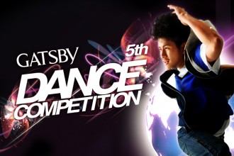 ダンサー GATSBY DANCE COMPETITION 5th