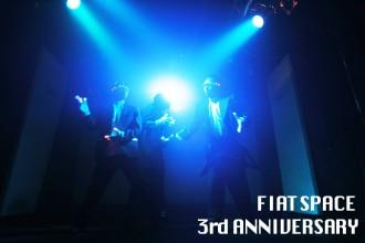 ダンサー FIAT SPACE 3rd ANNIVERSARY