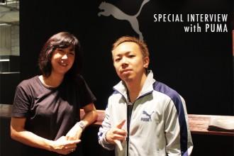 ダンサー PUMA × TAISUKE 世界的スポーツブランドと日本屈指のB-BOYの絆とは?