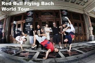 ダンサー バッハの音楽とブレイクダンスの融合「Red Bull Flying Bach 」日本初上陸!
