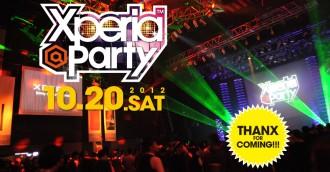 ダンサー Xperia™@Party
