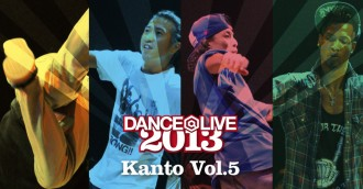 ダンサー DANCE@LIVE JAPAN 2013 Kanto vol.05