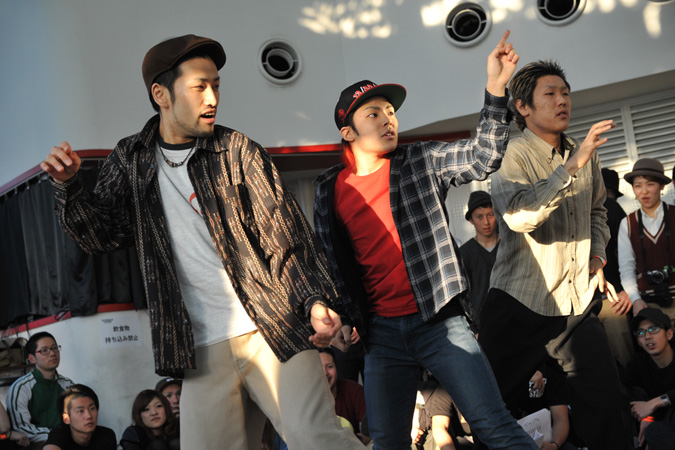 DANCE@RIZE 2013 Kanto vol.03 CLIMAX