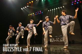ダンサー BUZZSTYLE vol.7 FINAL
