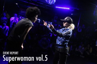 ダンサー Superwoman vol.5