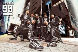 ダンサー Beat Buddy Boiが初のミュージックアルバム「STYRAGS」を5月27日 ON SALE!!