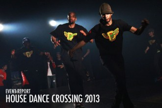 ダンサー HOUSE DANCE CROSSING 2013