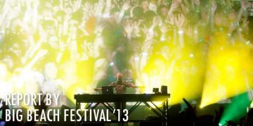 ダンサー BIG BEACH FESTIVAL '13