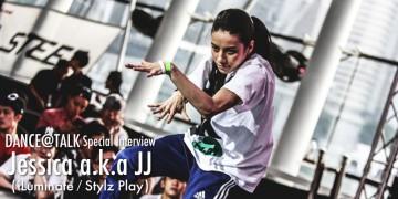 ダンサー 世界中で活躍をみせるJessica a.k.a JJ スペシャルインタビュー