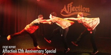 ダンサー Affection12th Anniversary Special