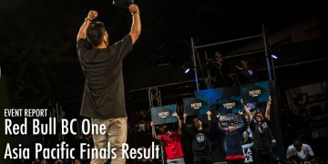 ダンサー Red Bull BC One Asia Pacific Finals