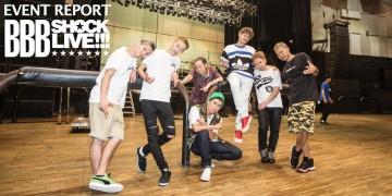 ダンサー BBB SHOCK LIVE 6 レビュー