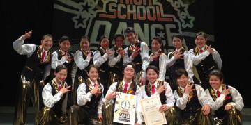 ダンサー HIGH SCHOOL DANCE COMPETITION 2015 西日本大会 結果速報!!
