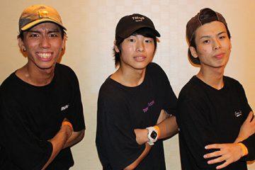 ダンサー Death Gorilla Volcano Brothers