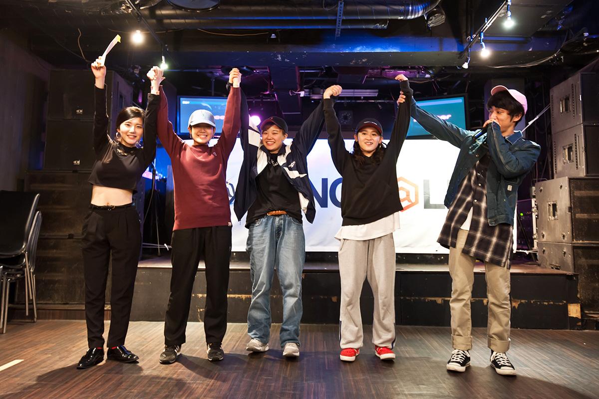 DANCE@LIVE HOKURIKU CLIMAX