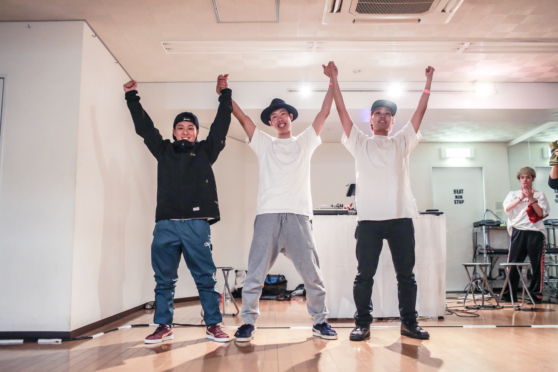 DANCE ALIVE HERO'S 2018 RIZE CHUBU vol.2