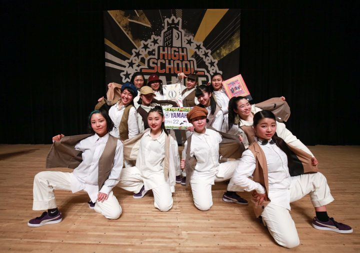 HIGH SCHOOL DANCE COMPETITION 2018 中部大会 2月12日(月祝)@中川文化小劇場