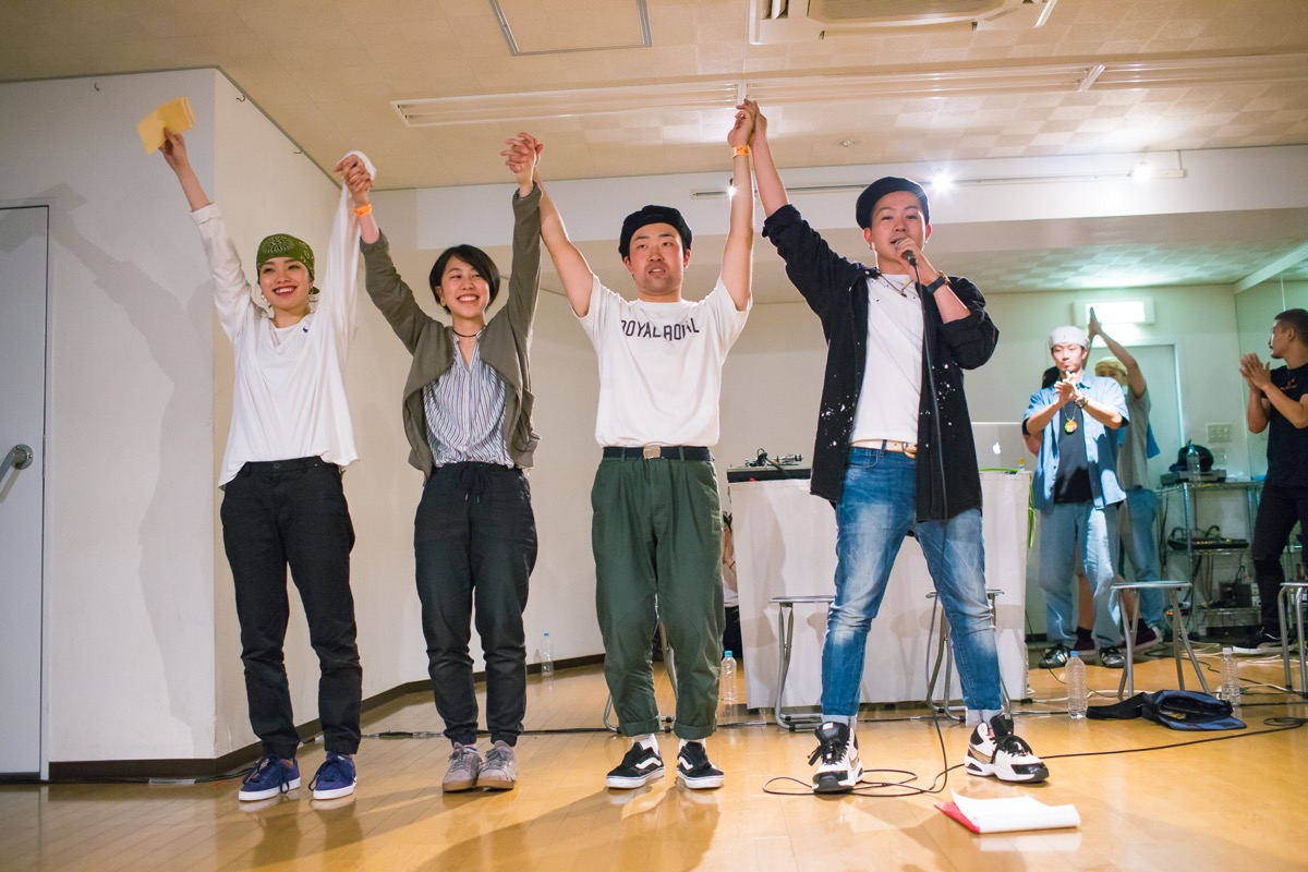 DANCE ALIVE HERO'S 2018 RIZE CHUBU vol.1