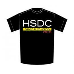 ダンサー HSDC2018 オリジナルTee Type B