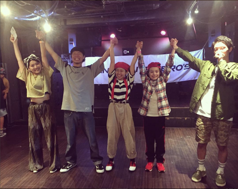 DANCE ALIVE HERO'S 2018 KIDS HOKURIKU vol.1