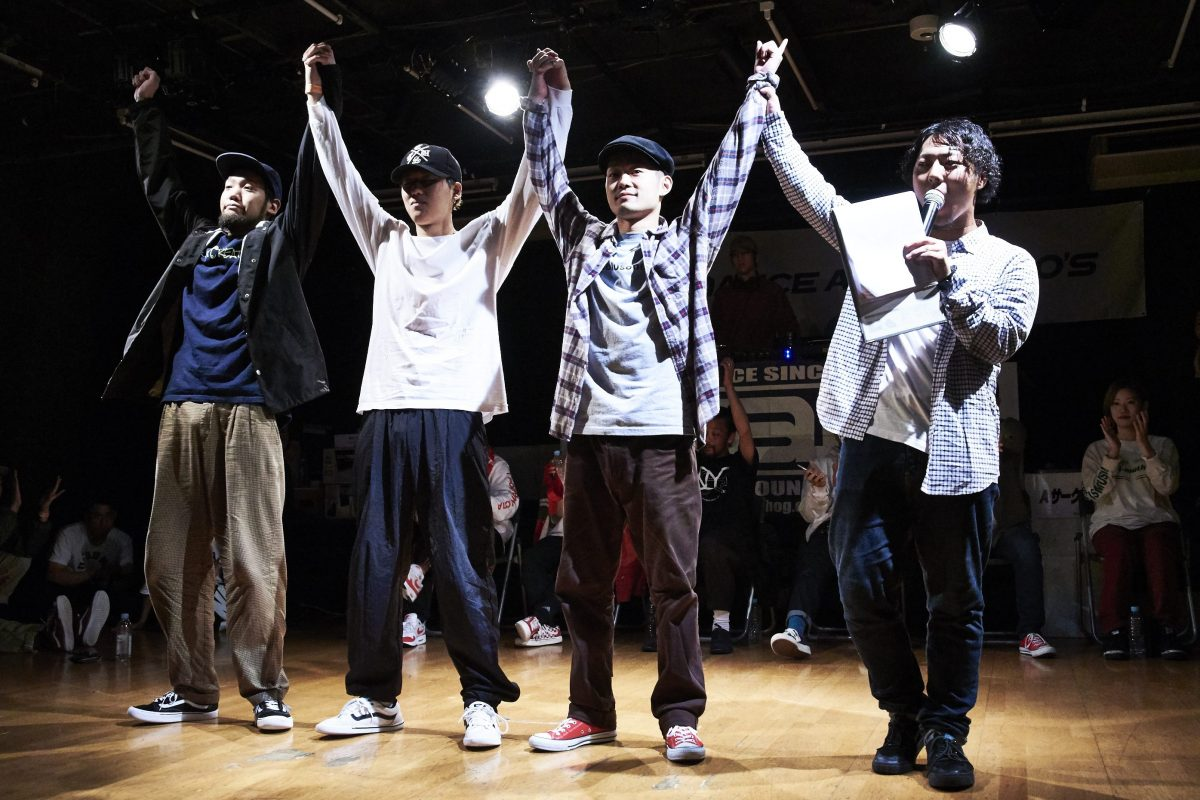 DANCE ALIVE HERO'S 2018 RIZE KANTO vol.2