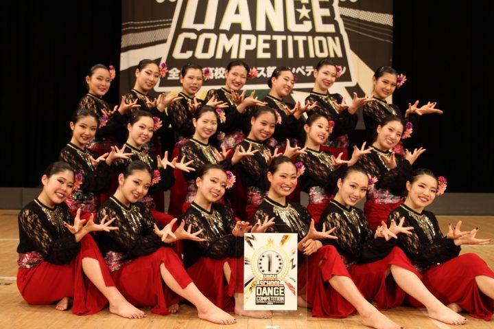 HIGH SCHOOL DANCE COMPETITION 2018 前日予選 4月21日(土) @サンパール荒川