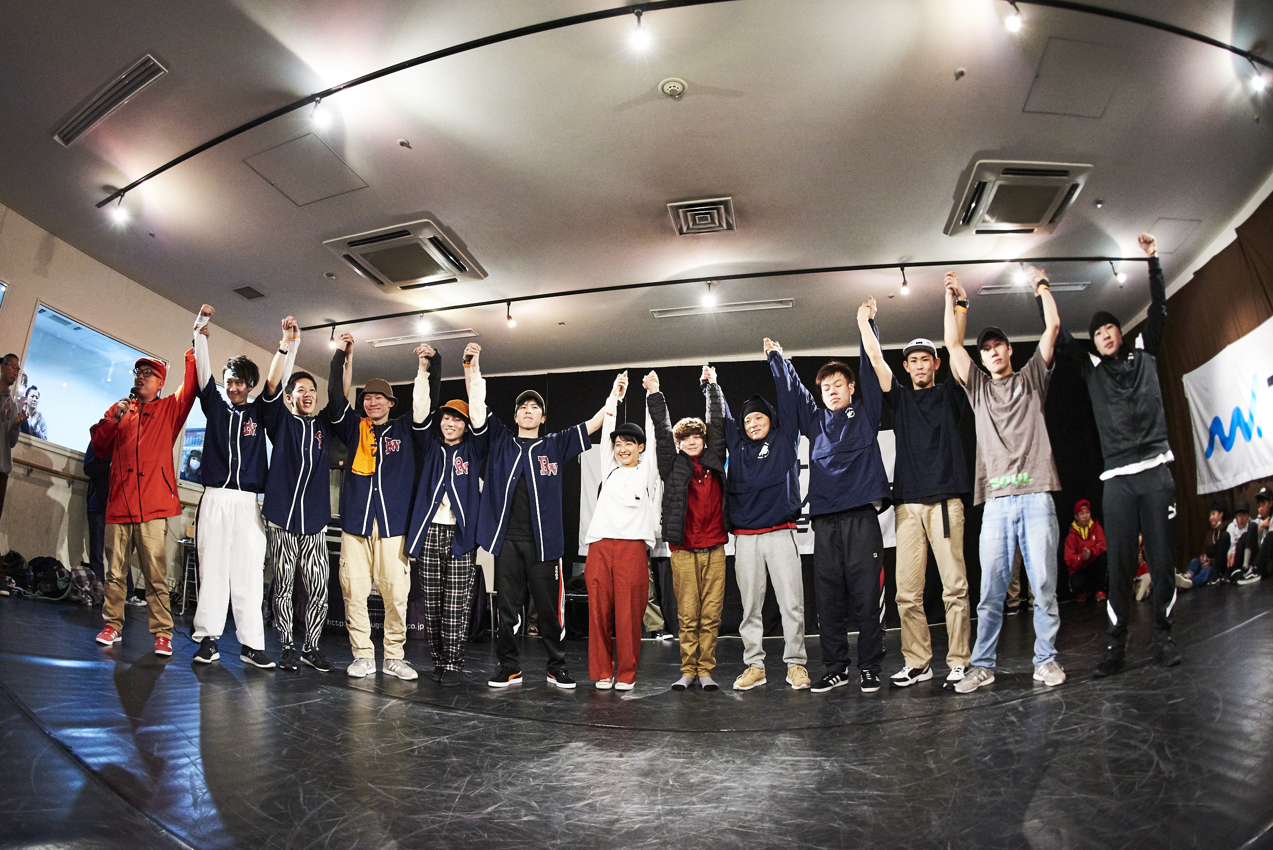マイナビDANCE ALIVE HERO'S 2019 RIZE TOHOKU CLIMAX